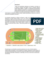 Historia Del Atletismo Internacional
