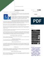 De 0 a Profesional Security by Default WEB