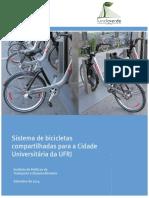 Sistema de Bicicletas Publicas UFRJ Por ITDP Brasil