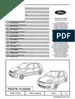 Ford Fiesta Mk5.0 - AuxJack