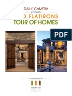 DailyCamera presents 2010 Flatirons Tour of Homes