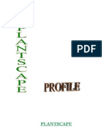 Plants Cape Profile