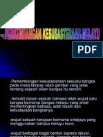 Perkembangan Kesusasteraan Melayu