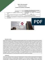 Plan de Estudios Para Discipulado (Comisión de Enseñanza y Discipulado de MVU