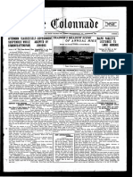 The Colonnade - October 26, 1926