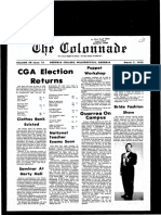 The Colonnade -  March 7, 1975