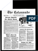 The Colonnade - January 17, 1975