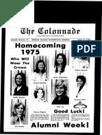 The Colonnade -  April 17, 1975