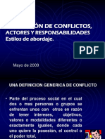 1 Tiposdeconflictos 090519163745 Phpapp02