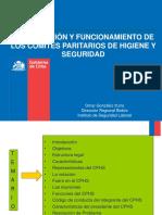 3.- Constit. y Func. CPHS Seremi de Salud