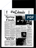 The Colonnade - May 10, 1974