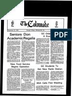 The Colonnade - September 27, 1974