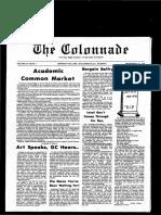 The Colonnade - November 22, 1974