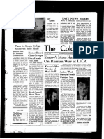 The Colonnade - January 13, 1940