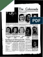 The Colonnade - April 6, 1940