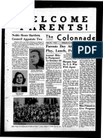 The Colonnade - October 12, 1940