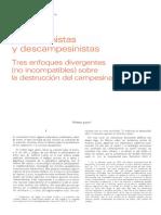 Feder Ernest_campesinistas y descampesinistas.pdf
