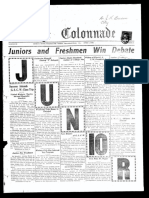 The Colonnade - April 4, 1928