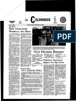The Colonnade -  May 11, 1973