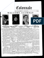 The Colonnade - November 26, 1929