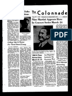 The Colonnade - March 8, 1941