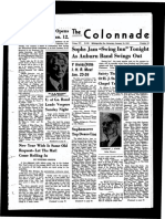 The Colonnade - January 11, 1941