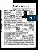 The Colonnade - October 4, 1941