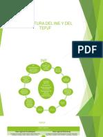 Estructura Del INE y TEPJF