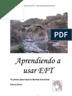 Aprendiendo a Usar EFT