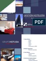 2016 Presentación EHC Gestión Hotelera