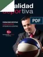 PDF Fiscalidad Deportiva Federaciones Deportivas Clubes Deportivos Entidades No Lucrativas
