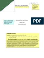 APA Writing Guide