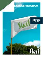 Sterf Forskningsprogram 2014 Dansk