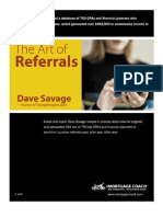 Art of Referrals