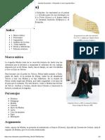 Medea (Eurípides) - Wikipedia, La Enciclopedia Libre