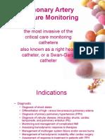 16388312 Swan Ganz Pulmonary Artery Pressure Catheter
