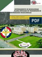 Bioseguridad Enfocado Nosocomiales Residentes Ped-mi