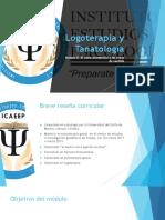 Logoterapia y Tanatología