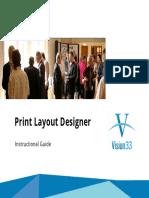 Print Layout Designer