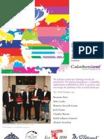 Caledoniart Jolomo Finalists 2010 Catalogue