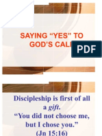 Calling of First Disciples