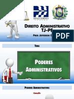 TJPE - DADM - Tema 3 - Poderes Administrativos