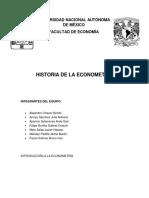 Trabajo de Exposicion de Econometria (1)
