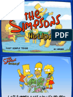 The Simpsons Holidays Ppt Fun Activities Games Picture Description Exercises 52934