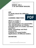 Thermodynamics Lab Manual