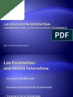 La Educación Argentina