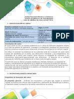 Syllabus Del Curso Nutrición Vegetal