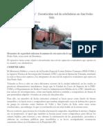 Operación Avalancha III Hallan en Negocio Tres Millones de Lempiras