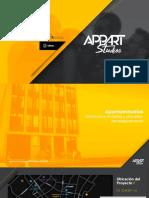 Presentacion APPART Studios PDF