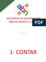 Secuencia de Numeración Abn 5 Años (1)
